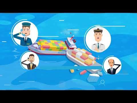 Ships collision, Marine Consultancy,  expert,  الحوادث البحريه,  Marine insurance