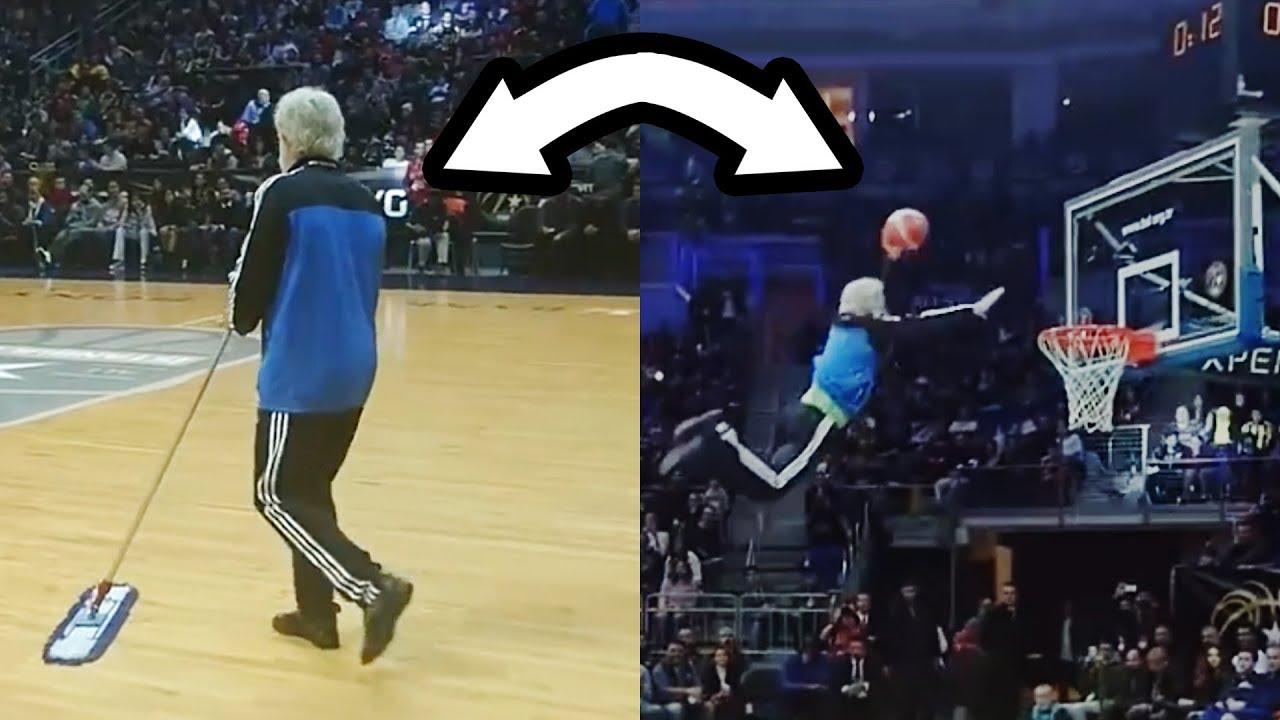 Profesyonel Basketbolcu Şakası