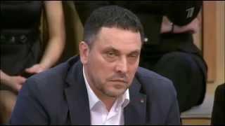 Николай Стариков VS. Максим Шевченко