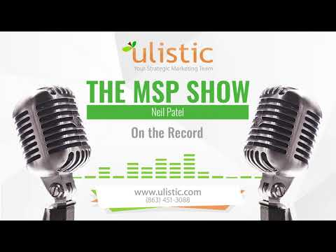 MSP SEO – On The Record With Neil Patel