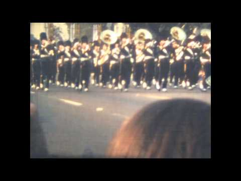 Royal High School Marching Band-Old Panama-1980