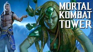 Mortal Kombat 11 Cetrion Gameplay German Klassic Tower Story