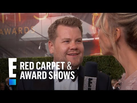 James Corden Just Wants to Join the Beyhive! | E! Red Carpet & Award Shows