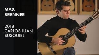 Traumerei - Max Brenner plays 2018 Carlos Juan Busquiel