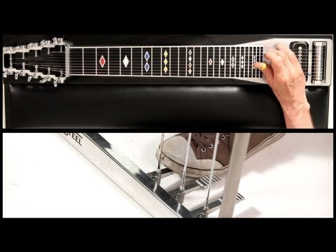 What Is a Copedent? | Pedal Steel Guitar