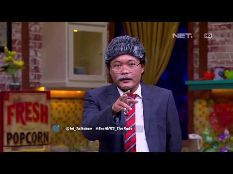 The Best Ini Talk Show - Kocak Abis Kang Sule Jadi Karni Ilyas