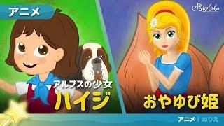 アルプスの少女ハイジ アニメ | 子供のためのおとぎ話