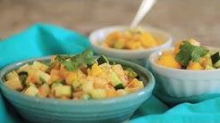 Easy Mango Jicama Cucumber Salad