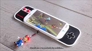 Nintendo está creando su propio teléfono móvil. Dannewsgames #1104.