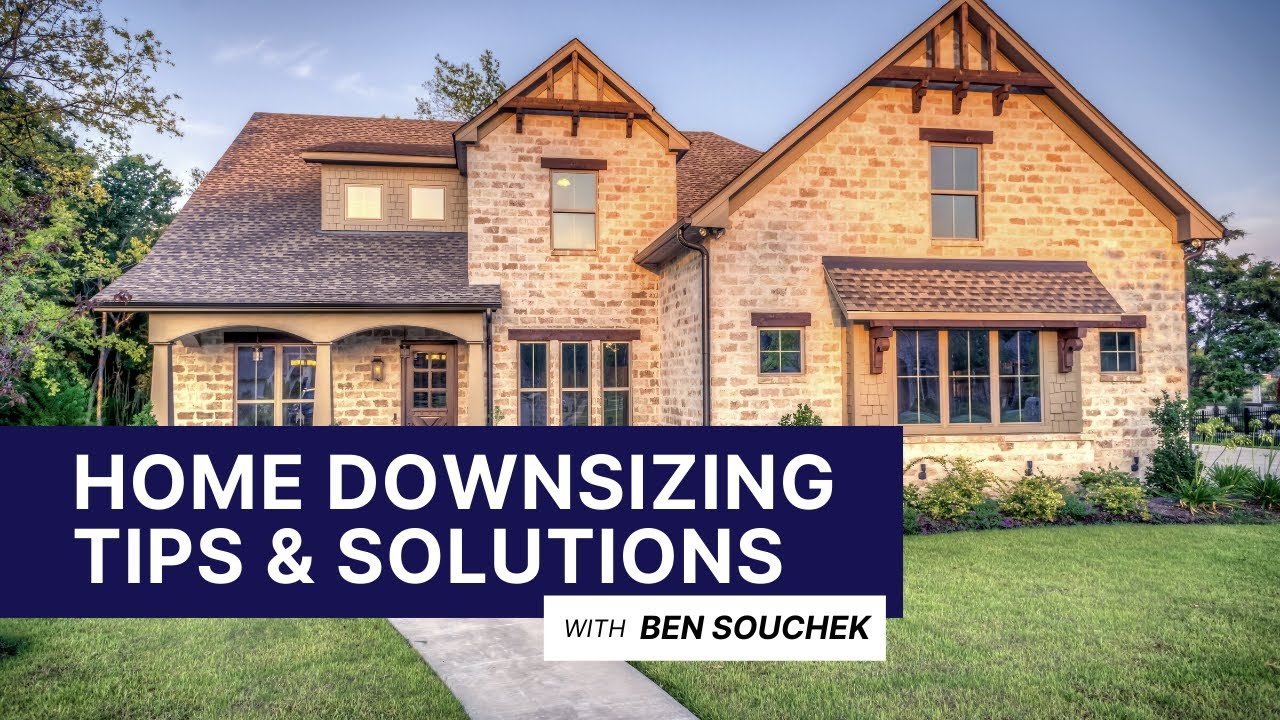 Home Downsizing Tips and Solutions