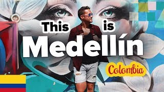 You Need to Visit MEDELLIN. Is it Safe? Is it Dangerous? We love Colombia ❤️City Travel Guide 🇨🇴