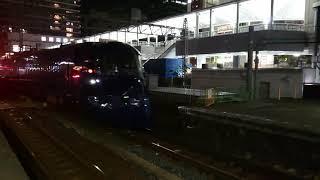 南海高野線 堺東駅50000系(50503編成)回送通過