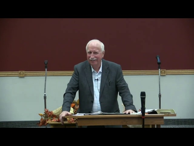Unity in Christian Community · 191027 · Sunday School · Ross Kilfoyle · VBC Livestream ·