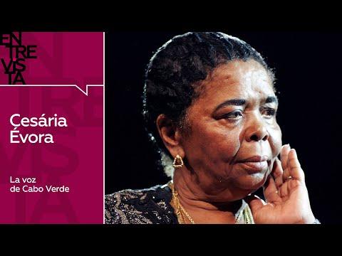 Entrevista con Cesária Évora, la voz de Cabo Verde