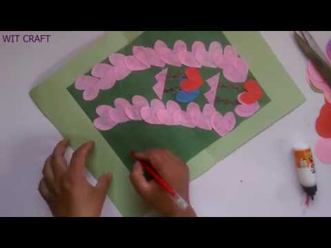 BEAUTIFUL HANDMADE BIRTHDAY CARD IDEA || DIY GIFT IDEA