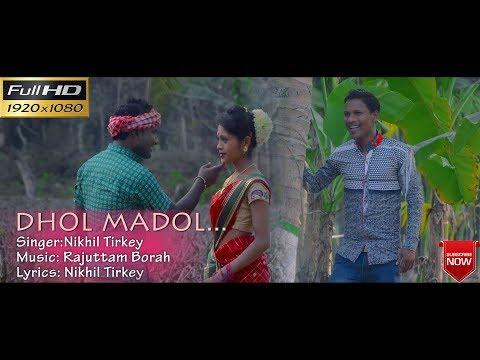 Dhol Madol By Nikhil Tirkey    Adhunik Jhumur     Full Video Song    2018