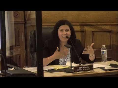 Brockton Real Estate Committee Meeting 10-5-20