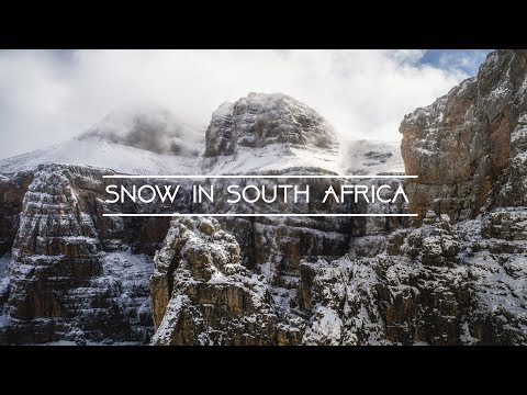 SNOW IN SOUTH AFRICA | Minute Diary 11