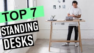 BEST 7: Standing Desks 2018