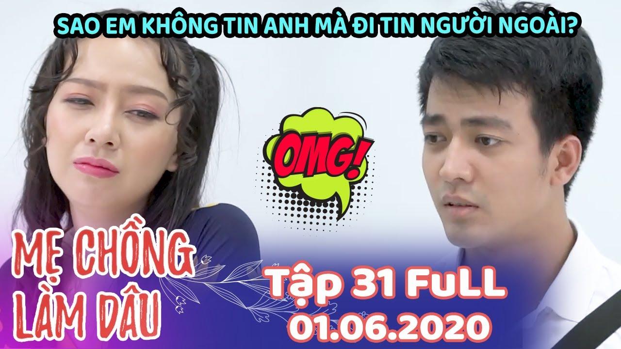 Mẹ Chồng Làm Dâu – Tập 31 Full | Phim Sitcom Mẹ Chồng Nàng Dâu Việt Nam Hay Nhất 2020 – Phim Hài HTV