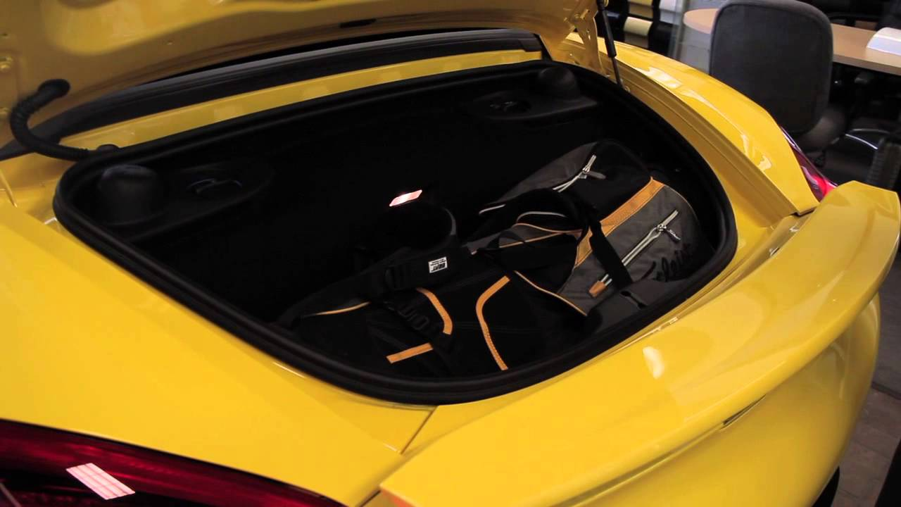 2013 porsche boxster from motor werks of barrington il for Motor werks barrington used cars