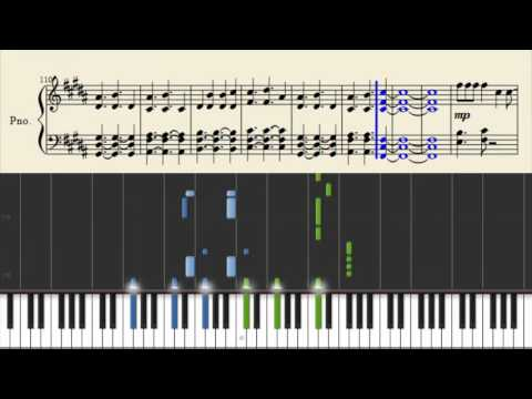 how to play a thousand miles on piano