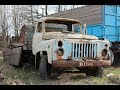 Парень купил у деда старый  ГАЗ 53, восстановил ДО ИДЕАЛА./ фото наброски как восстановить ГАЗ 53