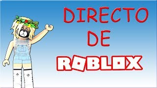 🔴ROBLOX'S DIRECT PLAYING WITH SUBSCRIBERS