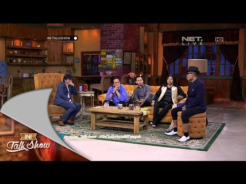 Ini Talk Show 08 Januari 2015 2/4 - Armand Maulana, Ray Sahetapy dan Ben Joshua