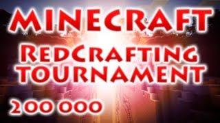 RedCrafting - Турнир на 10к. рублей! (Юбилей 200к.)