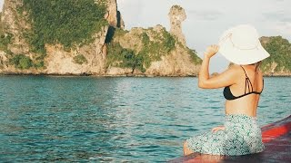 PIRATE BOAT TOUR! Krabi, Thailand Islands