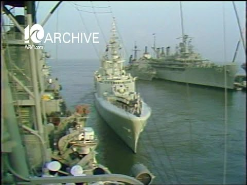 WAVY Archive: 1979 NATO Naval Force