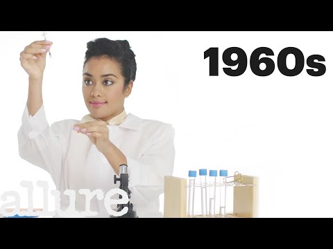 100 Years of Illegal Beauty Products | Allure