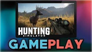 Hunting Simulator | 10 Minutes of Gameplay