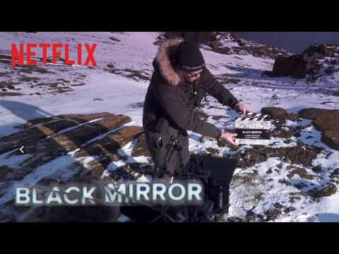 Black Mirror  Featurette: Crocodile  Netflix
