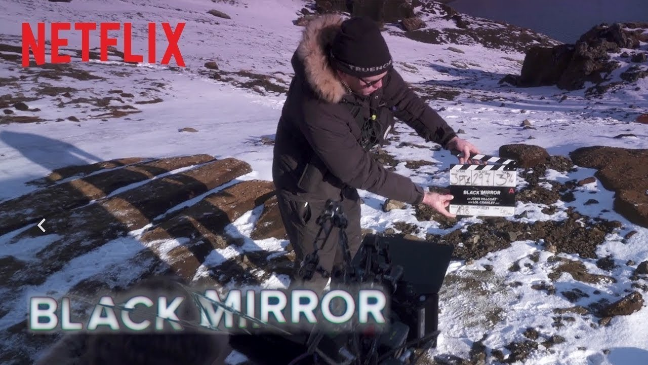 Black Mirror | Featurette: Crocodile | Netflix