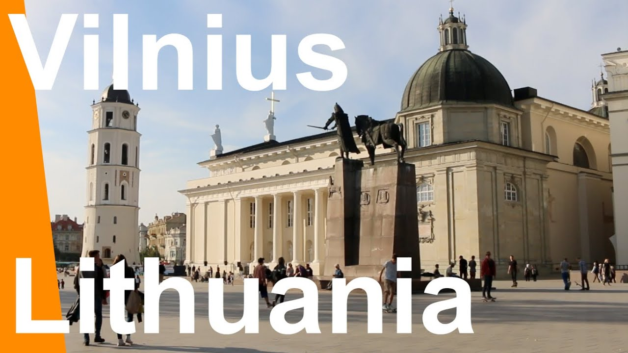Vilnius Lithuania Travel Vlog Dutchified