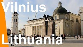 Vilnius Lithuania Travel Vlog Dutchified