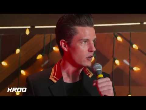 The Killers Interview - KROQ Almost Acoustic Christmas 2017
