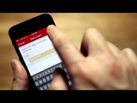Fantastical 2 Debuts on iPhone With Reminders and Improved Event Parser