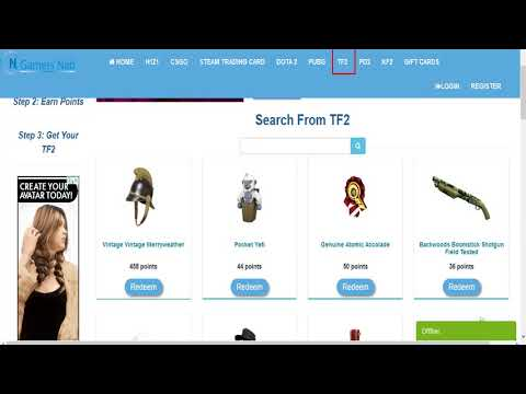 Free TF2 Items 2019 | Mann Co  Store Package | NO Deposit