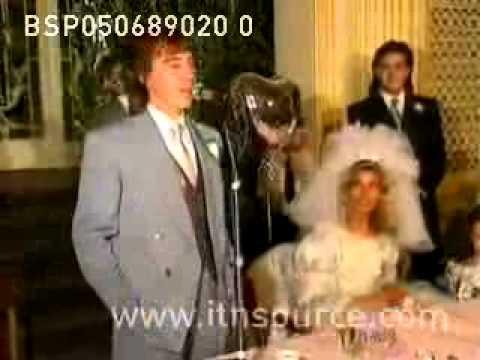 Bill Wyman Wedding Jagger Richards Wood Charlie Watts Eric Clapton  Jerry Hall