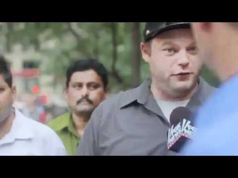 OWS -- Jesse LaGreca unaired Fox News footage