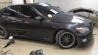 Кузовной ремонт и окраска автомобиля в АвтоГЭСсервисе