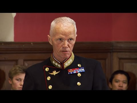 ISIS Debate | Lt. Gen. Robert Mood | Opposition