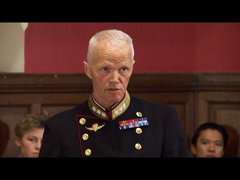 ISIS Debate   Lt. Gen. Robert Mood   Opposition
