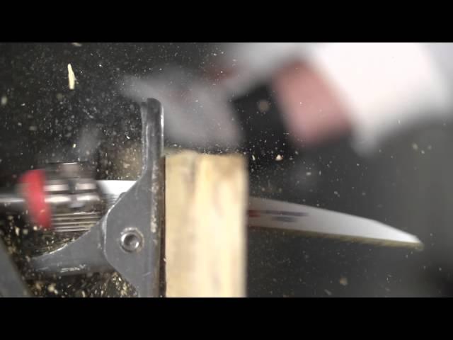 LENOX GOLD® POWER ARC RECIPROCATING SAW BLADES