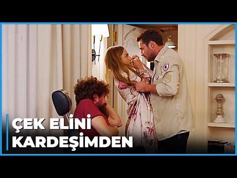 Ceren, Nedim'e Eziyet Ederken CENK'e Yakalandı! - Zalim İstanbul 12. Bölüm