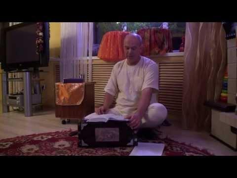 Шримад Бхагаватам 1.2.6 - Гаджа Ханта прабху