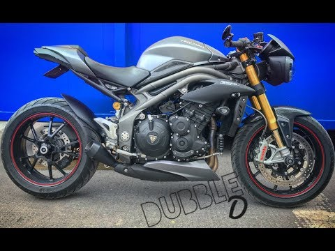 Triumph Speed Triple R Clip Ons Dubble D Thewikihow